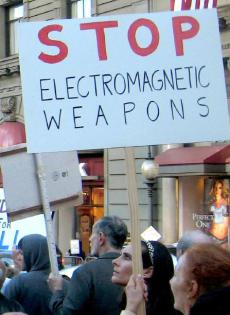 Electromagnetic weapons - Information about electromagnetic